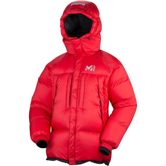 Millet Mxp Down Tek Jacket - Red