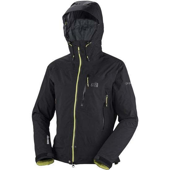 Millet Ld Cervin Gtx Pro Jacket W - Black