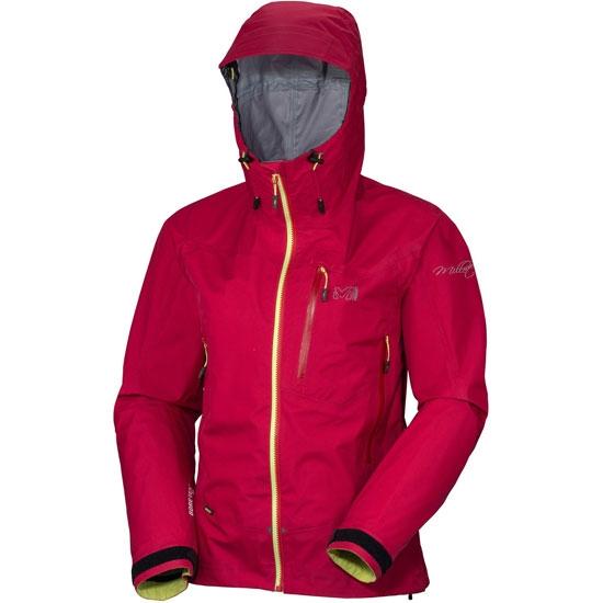 Millet Ld Cervin Gtx Pro Jacket W - Carmin