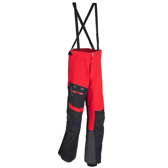 Millet K Pro Gtx Pant - Red/Black