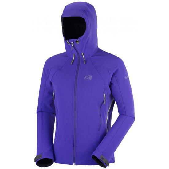Millet Whymp Wds Jacket W - Purple Blue