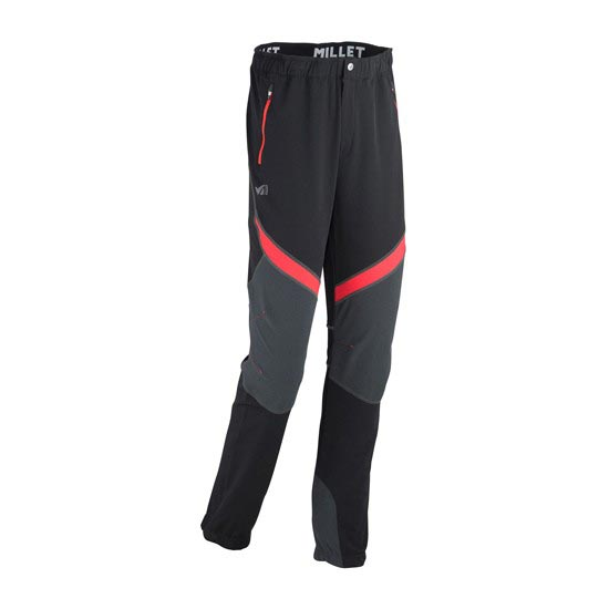 Millet Roc Flame Xcs Pant - Noir/Rouge