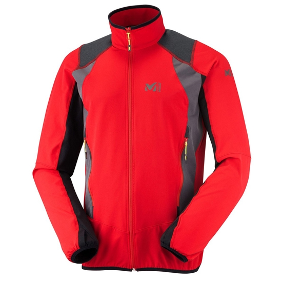 Millet Roc Flame Xcs Jkt - Red