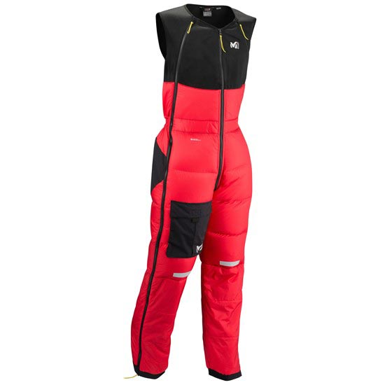 Millet Mpx Down Tek Pant - Red
