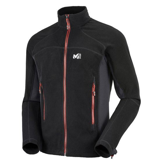 Millet Vector Grid Jacket - Black