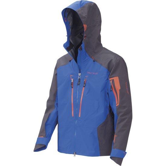 Trangoworld Trx2 Shell Jacket - Bleu/Anthracite