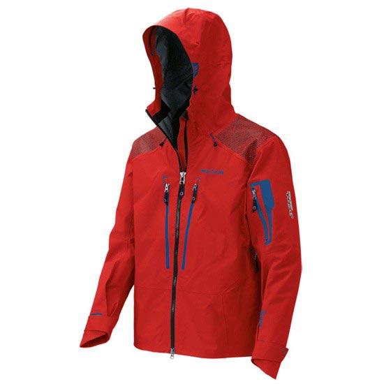Trangoworld Trx2 Shell Jacket - Rojo/Rojo