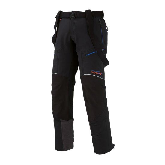 Trangoworld Trx2 Soft - Negro/Azul Royal