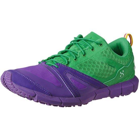Haglöfs L.I.M Low W - Imperial Purple/Ginko Green