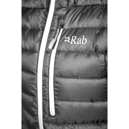 Rab Microlight Alpine W - Detail Foto