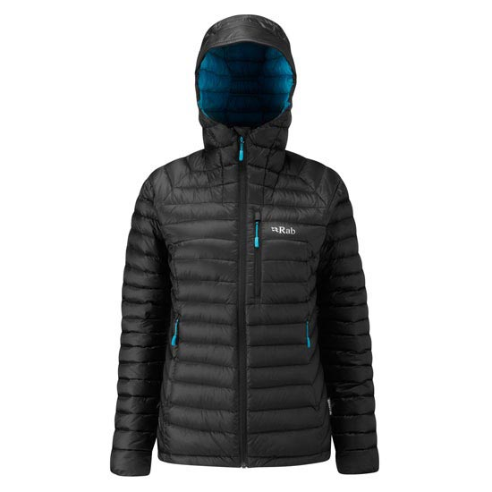 Rab Microlight Alpine W - Black
