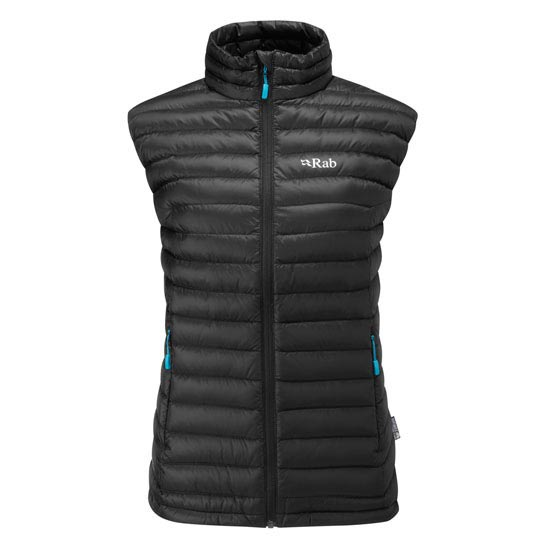 Rab Microlight Vest W - Black