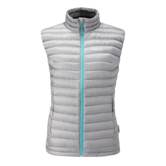 Rab Microlight Vest W - Gargoyle
