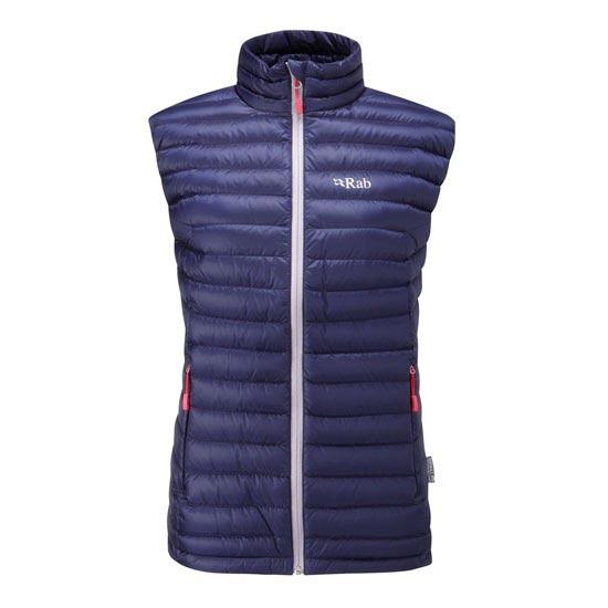 Rab Microlight Vest W - Twilight