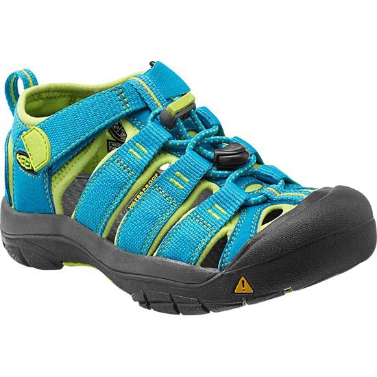 Keen Newport H2 Jeune - Hawaiian Blue/Green Glow