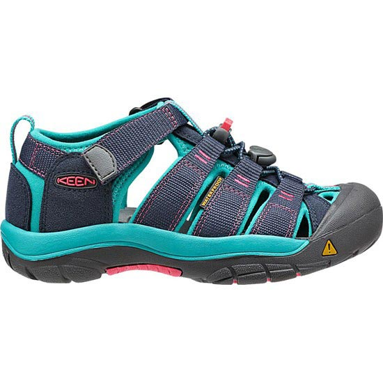 Keen Newport H2 Jeune - Midnight Navy / Baltic