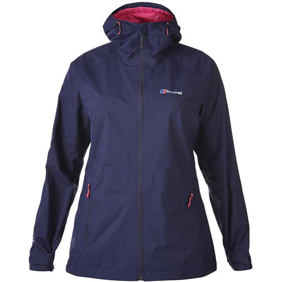 Berghaus Stormcloud Shell Jacket AF W - Evening Blue