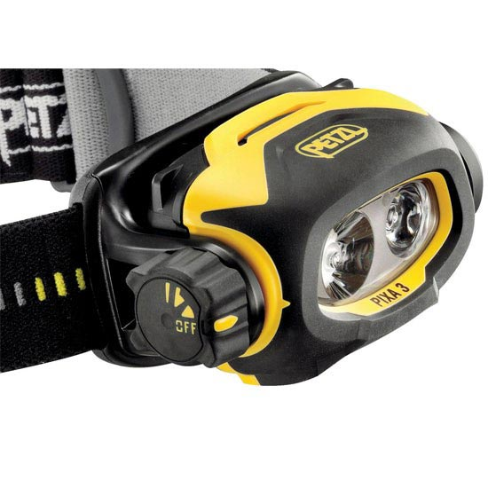 Petzl Pixa 3 - Photo of detail