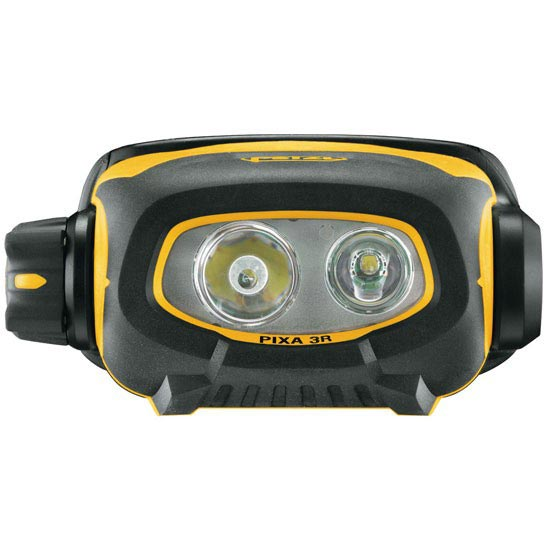 Petzl Pixa 3R - Photo of detail