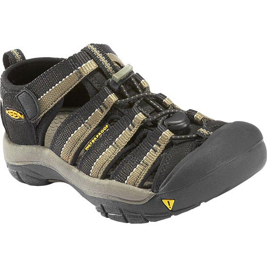 Keen Newport H2 Kids - Black Stone Grey