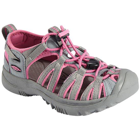 Keen Whisper enfant - Neutral Gray/Sachet Pink