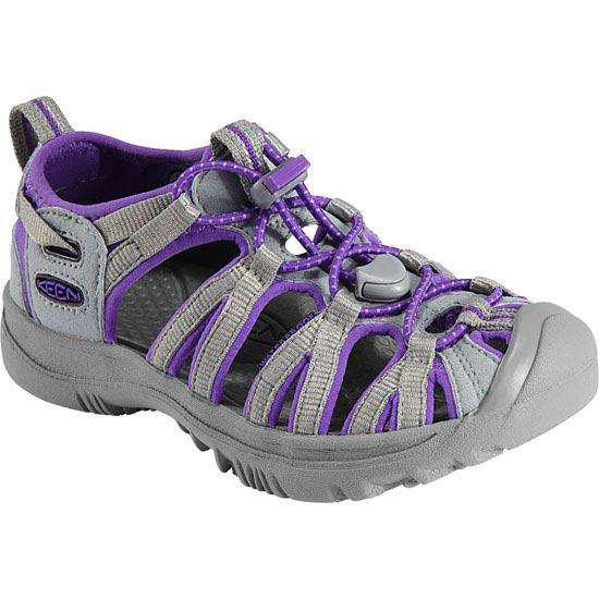 Keen Whisper Y - Neutral Grey/Ultra Violet