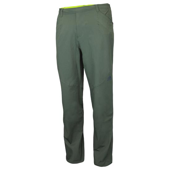 Adidas Hiking Packable Pants - Base Green
