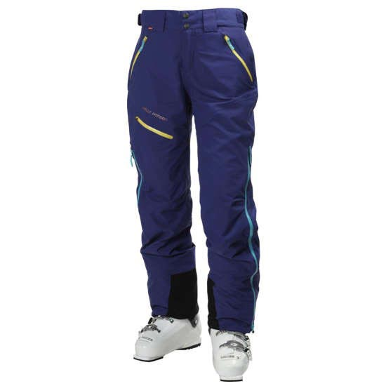 Helly Hansen Verglas randonee Pant W - Midnight Purple