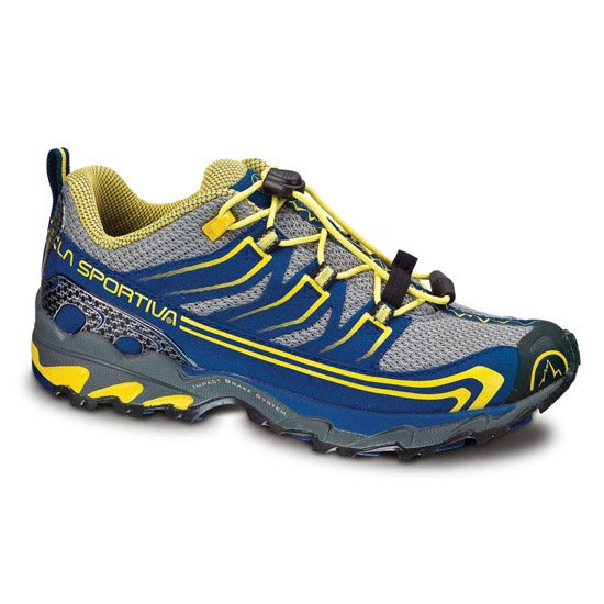 La Sportiva Falkon Low Gtx Jr -  Blue/Pineapple