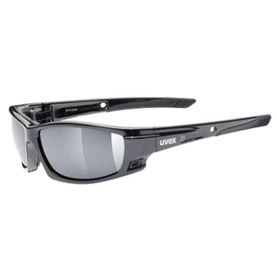 Uvex Sportstyle 300 - Matt Black S4 - Black