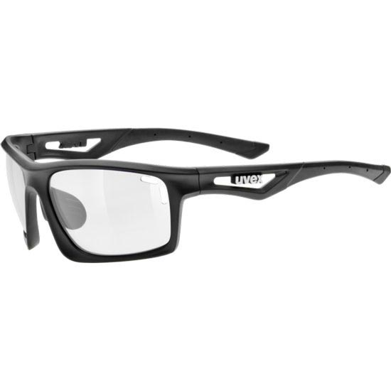 Uvex Sportstyle 700 Vario - Negro Mate