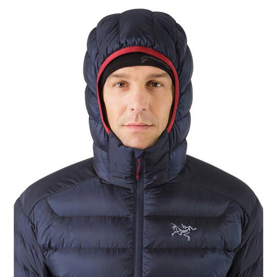 Arc'teryx Cerium LT Hoody - Photo de détail