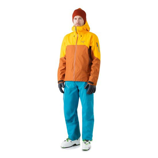 Arc'teryx Rush Jacket Men's - Photo de détail