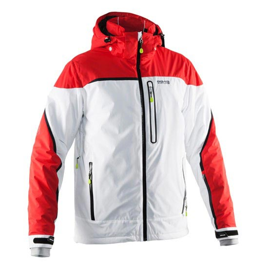 8848 Altitude Iron Softshell - White