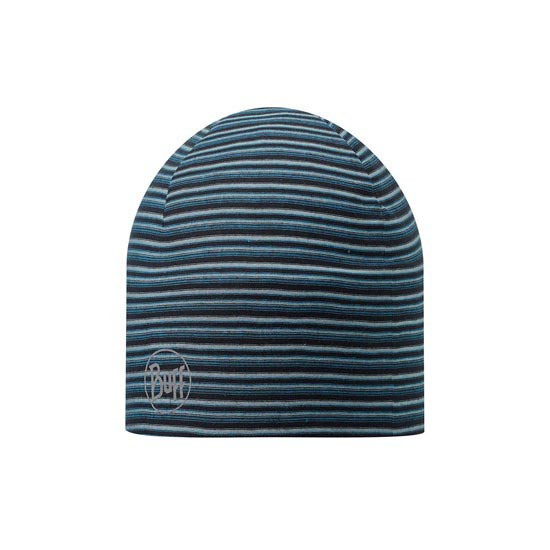 Buff Stripes Blue -