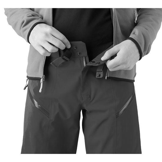 Arc'teryx Stinger Pant - Photo de détail