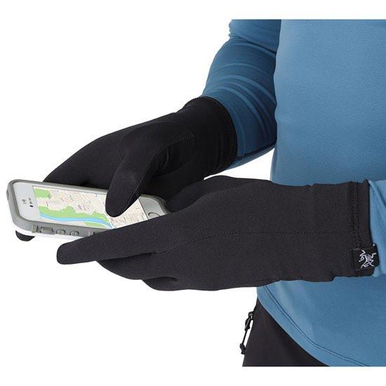 Arc'teryx Phase Glove - Photo de détail