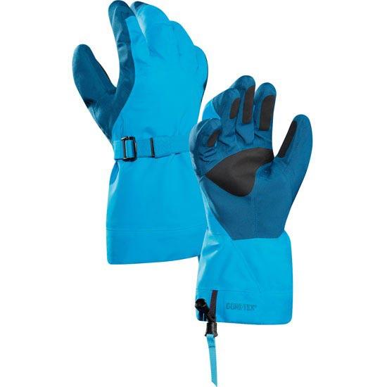 Arc'teryx Beta Shell Glove - Adriatic Blue