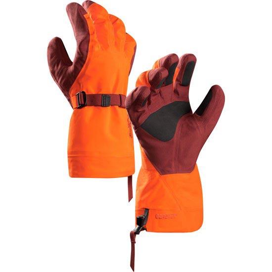 Resultado de imagen de guantes montaña