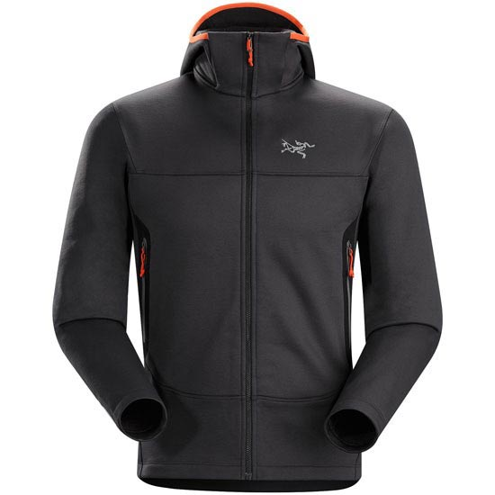 Arc'teryx Arenite Hoody - Carbon Copy
