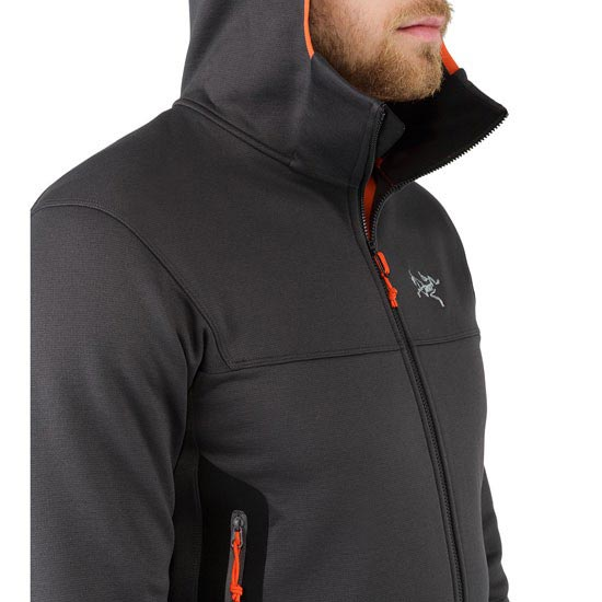 Arc'teryx Arenite Hoody - Photo de détail