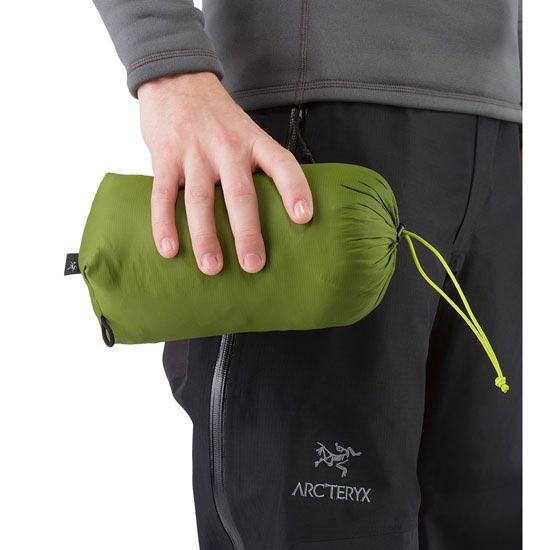 Arc'teryx Thorium AR Jacket - Photo de détail