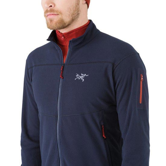 Arc'teryx Delta LT Jacket - Photo de détail