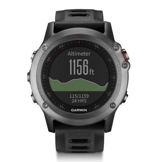 Garmin FENIX 3 GRIS - Photo de détail