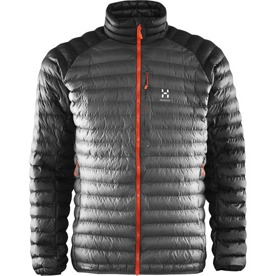 Haglöfs Essens Mimic Jacket - Magnetite/True Black