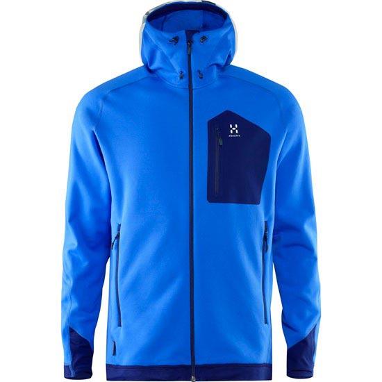 Haglöfs Bungy III Hood - Azul