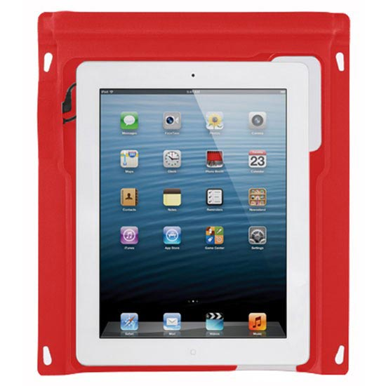 Ecase iSeries, iPad,w/Jack (iPad 1/2/3/4 & Air) - Red