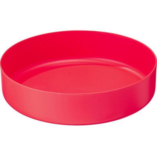 Msr Deep Dish Plate - Rouge