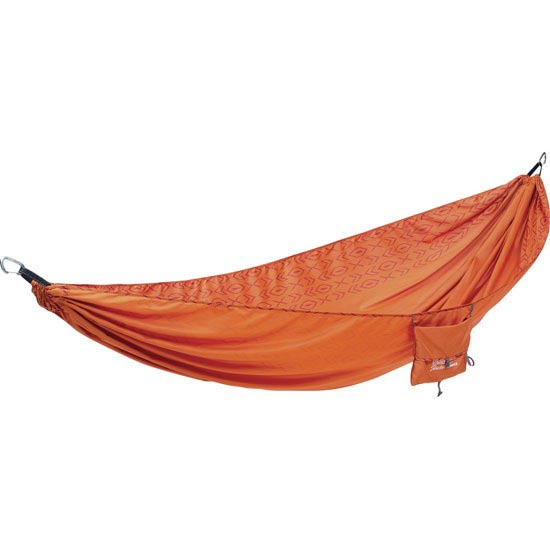 Therm-a-rest Slacker Single Hammock - Orange Print