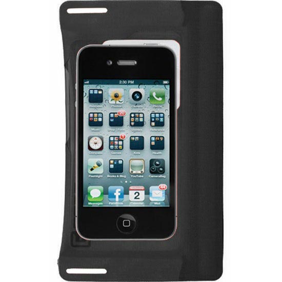 Ecase iSeries, Case, iPhone (iPhon4S/5/5c/5s) - Black